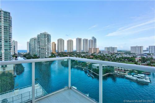 Photo of 400 Sunny Isles Blvd #1222, Sunny Isles Beach, FL 33160 (MLS # A10984296)