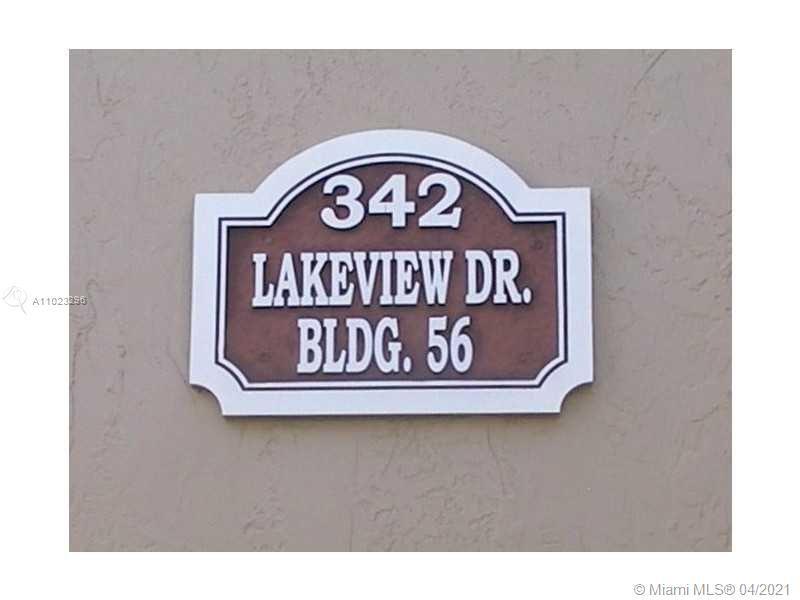 342 Lakeview Dr #201, Weston, FL 33326 - #: A11023296