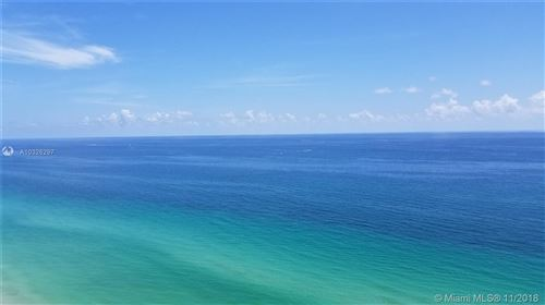 Photo of 18555 Collins Ave #2305, Sunny Isles Beach, FL 33160 (MLS # A10326297)