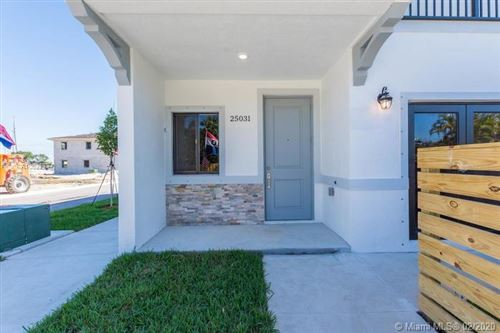 Photo of Listing MLS a10822297 in 13368 SW 250th St #101 Miami FL 33032