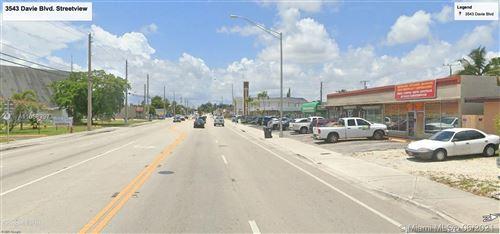 Photo of 3543 Davie Blvd, Fort Lauderdale, FL 33312 (MLS # A11058297)