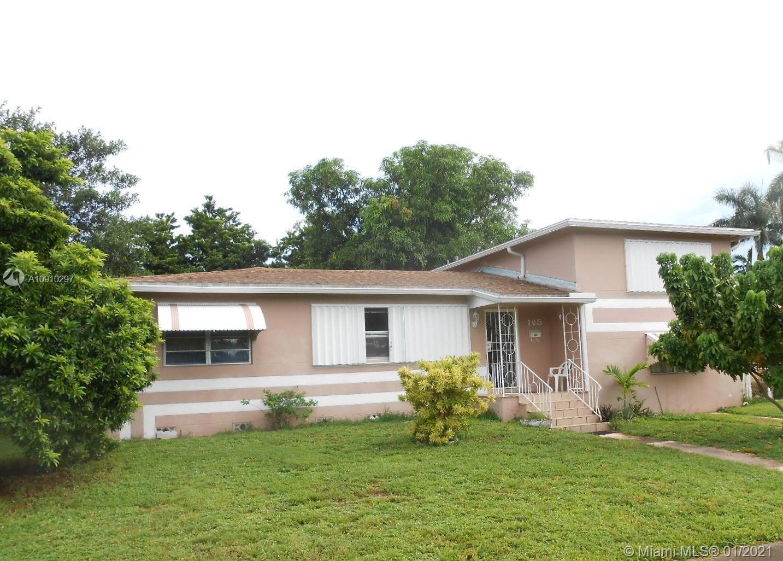 105 NE 123rd St, North Miami, FL 33161 - #: A10910297