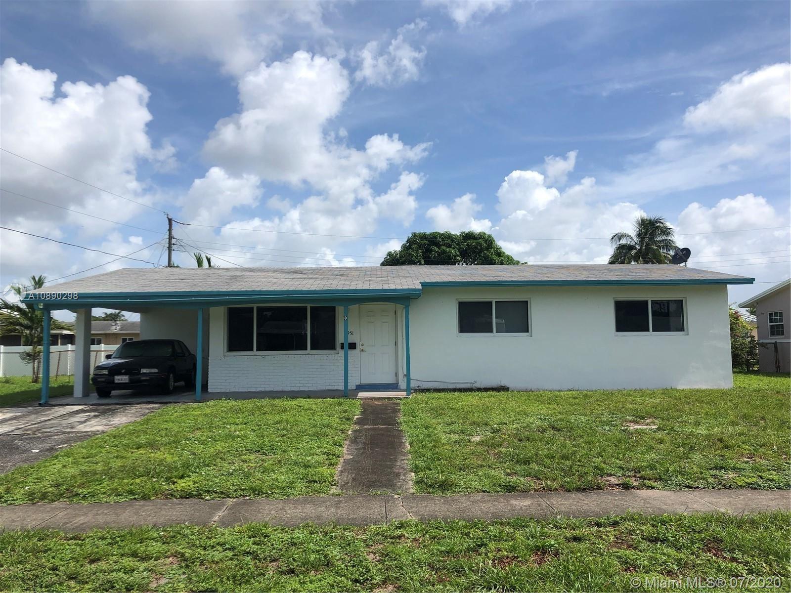 6951 SW 3rd St, Pembroke Pines, FL 33023 - #: A10890298