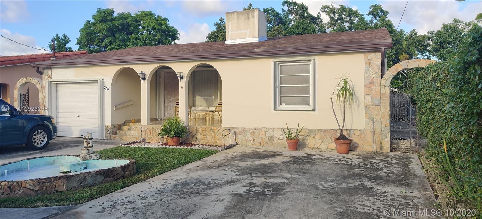 201 SW 48th Ct, Miami, FL 33134 - #: A10923298