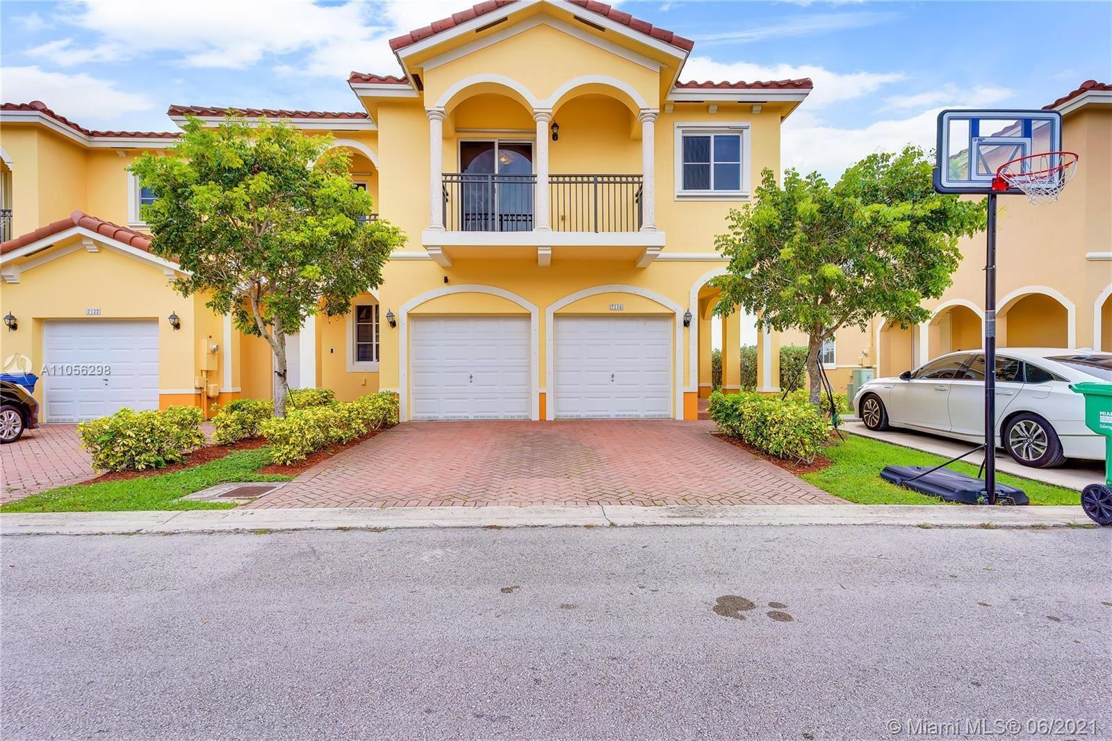 7116 SW 166th Pl #7116, Miami, FL 33193 - #: A11056298