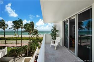 Photo of Listing MLS a10542299 in 5701 Collins Ave #421 Miami Beach FL 33140