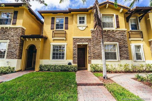Photo of Listing MLS a10804299 in 9219 SW 227th St #6 Cutler Bay FL 33190