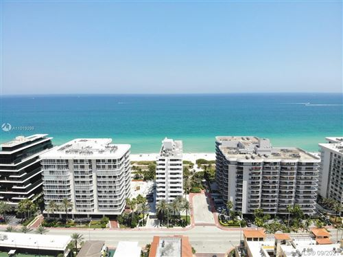 Photo of 8911 Collins Ave #402, Surfside, FL 33154 (MLS # A11019299)