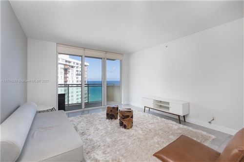 Photo of 3001 S Ocean Dr #1449, Hollywood, FL 33019 (MLS # A11114299)