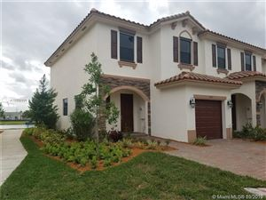 Photo of Listing MLS a10752300 in 5472 NW 27th Ct #5472 Margate FL 33063