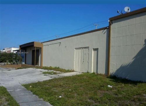 Photo of 5401 SW 25th Ct, Pembroke Park, FL 33023 (MLS # A11117300)