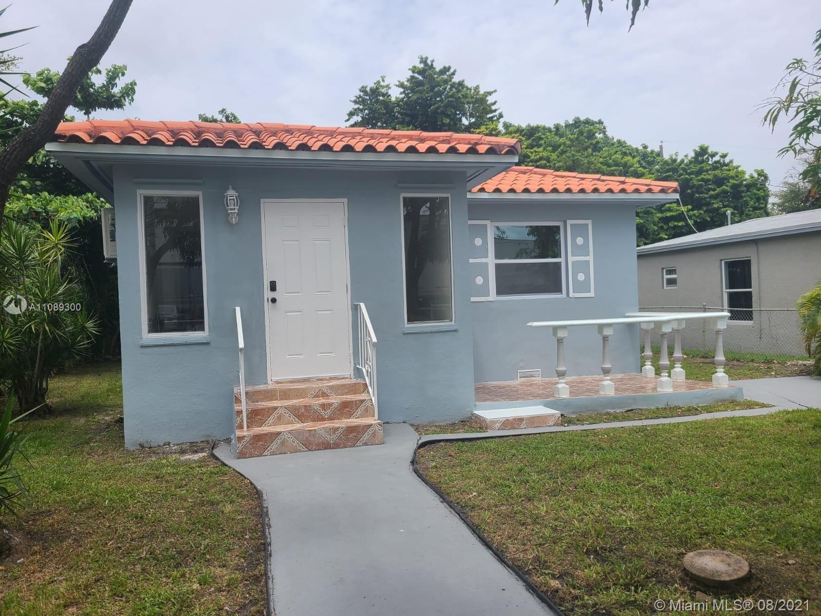 1035 NW 73rd St, Miami, FL 33150 - #: A11089300