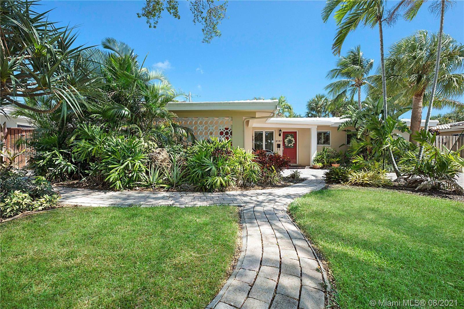 2137 NE 58th Ct, Fort Lauderdale, FL 33308 - #: A11043301