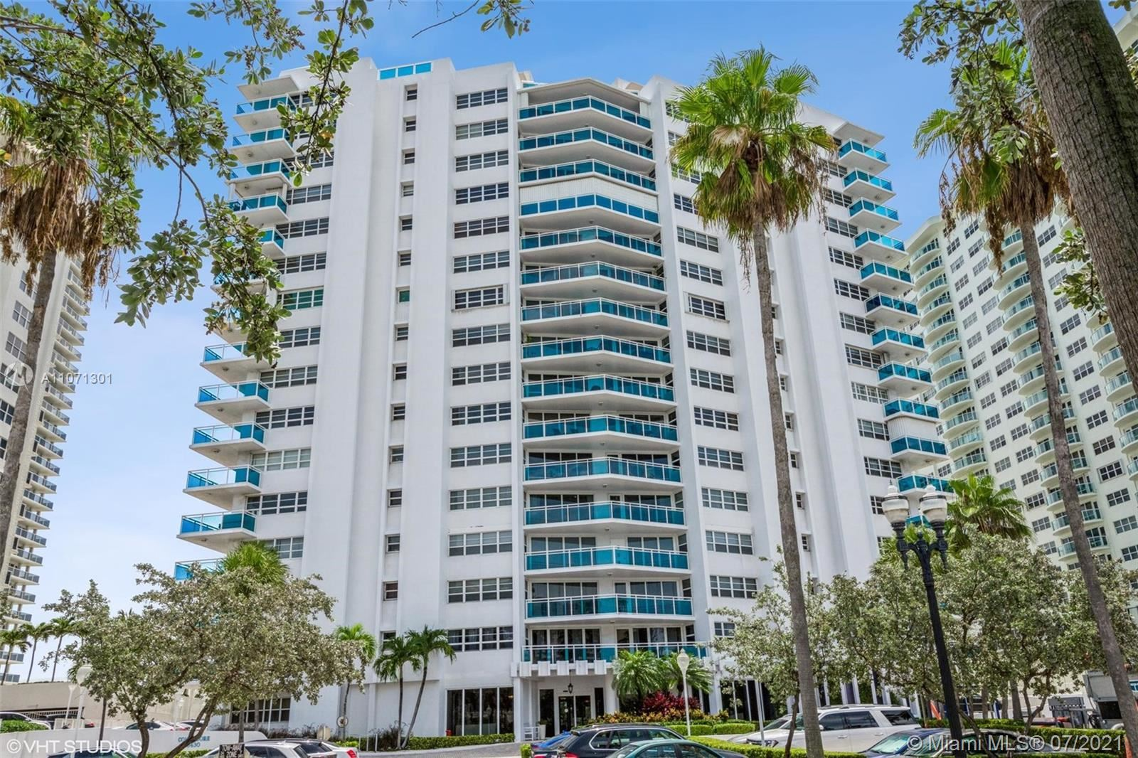Photo of 3430 Galt Ocean Dr #911, Fort Lauderdale, FL 33308 (MLS # A11071301)