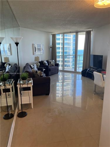 Photo of 17375 Collins Ave #2407, Sunny Isles Beach, FL 33160 (MLS # A11114302)