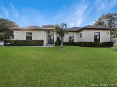Photo of Listing MLS a10861303 in 18950 SW 353 st Miami FL 33034