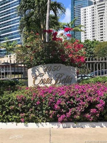 Photo of 1450 Brickell Bay Dr #1011, Miami, FL 33131 (MLS # A11003303)