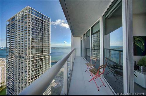 Photo of 485 Brickell Ave #4611, Miami, FL 33131 (MLS # A11064303)