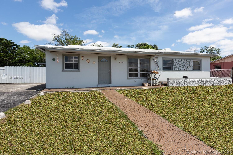 18841 NW 49th Ct, Miami Gardens, FL 33055 - #: A11025303
