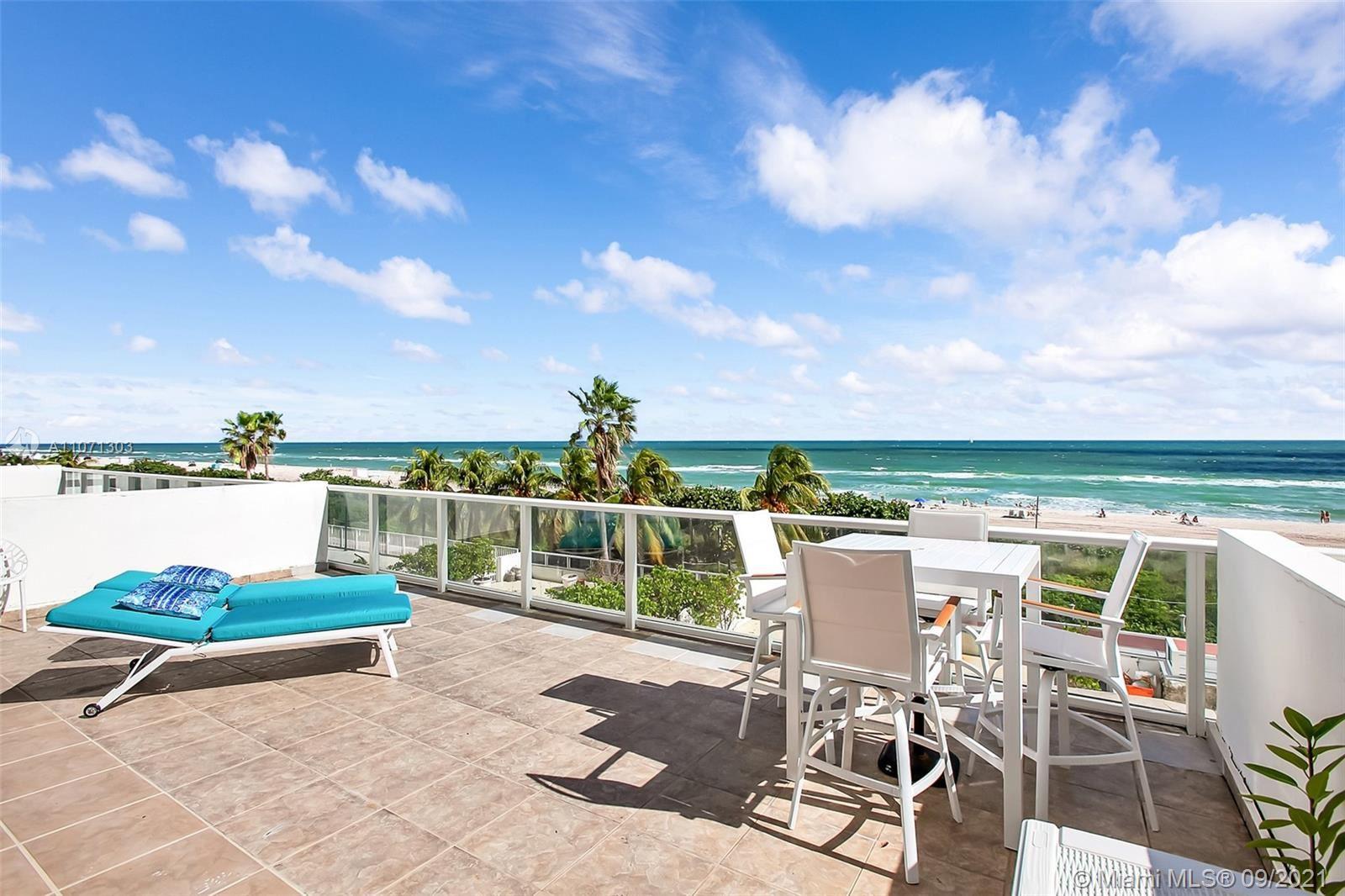 5601 Collins Ave #407, Miami Beach, FL 33140 - #: A11071303