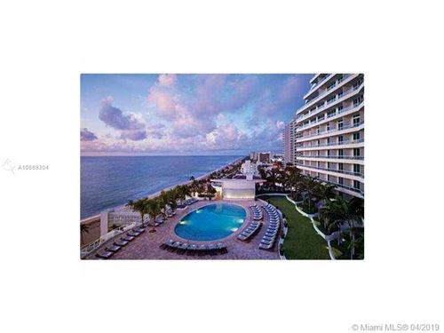 Photo of 1 N Ft Laud Beach Blvd #1504, Fort Lauderdale, FL 33304 (MLS # A10659304)