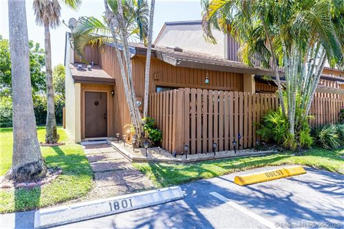Photo of Listing MLS a10855304 in 4161 SW 87th Ter #4161 Davie FL 33328