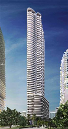 Photo of 1000 Brickell Plz #2504, Miami, FL 33131 (MLS # A10867304)