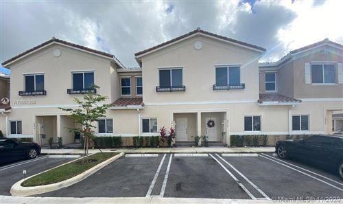 Photo of 2814 NW 181st St #2814, Miami Gardens, FL 33056 (MLS # A10961304)