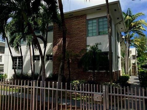 Photo of 1045 Lenox Ave #3, Miami Beach, FL 33139 (MLS # A11116304)