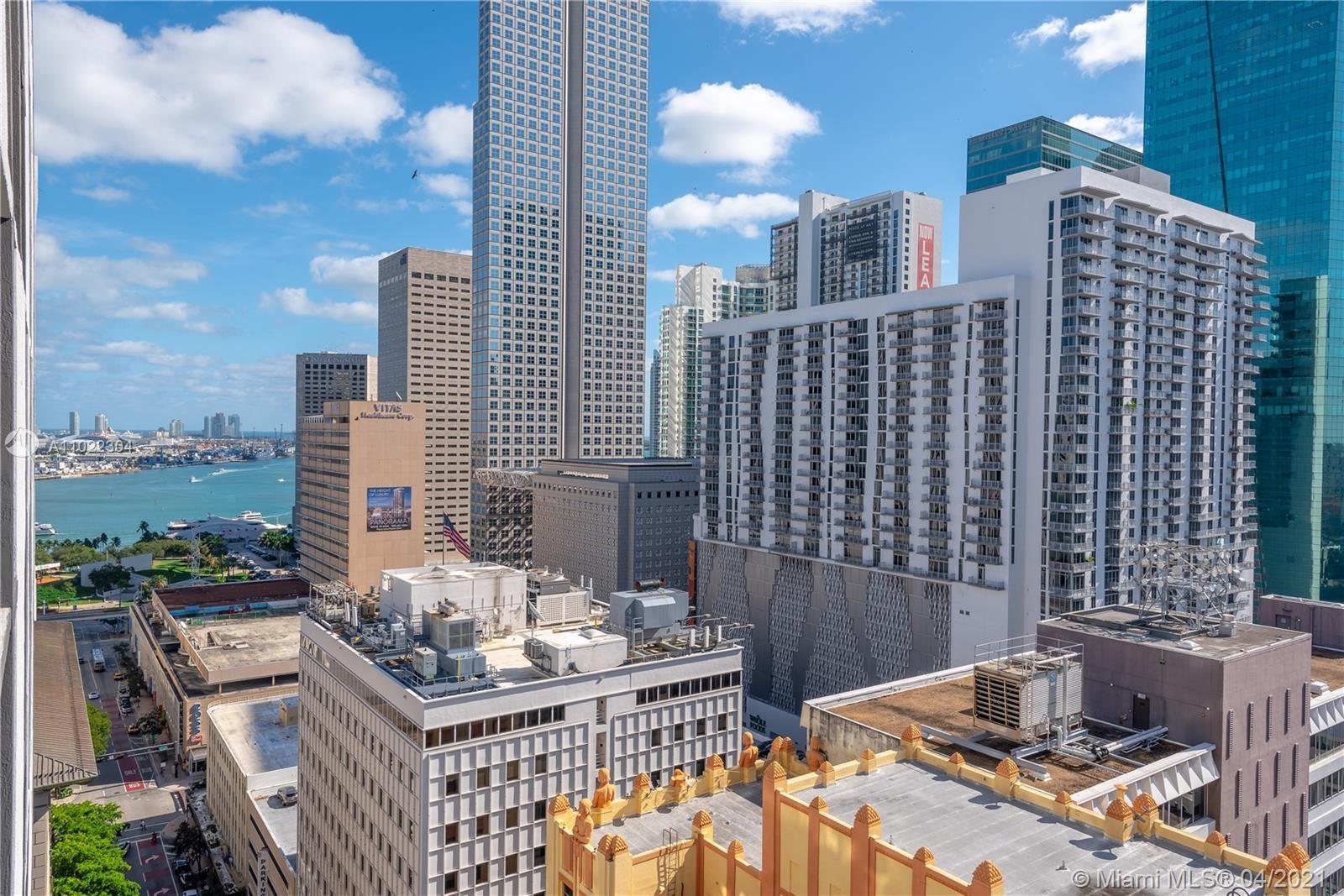 151 SE 1st St #2109, Miami, FL 33131 - #: A11022304