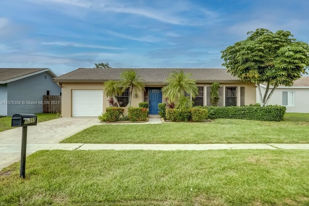 11115 NW 26th Place, Sunrise, FL 33322 - #: A11076304