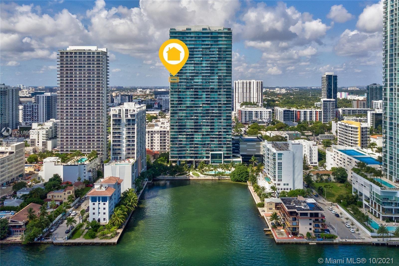 460 NE 28th St #2908, Miami, FL 33137 - #: A11095304