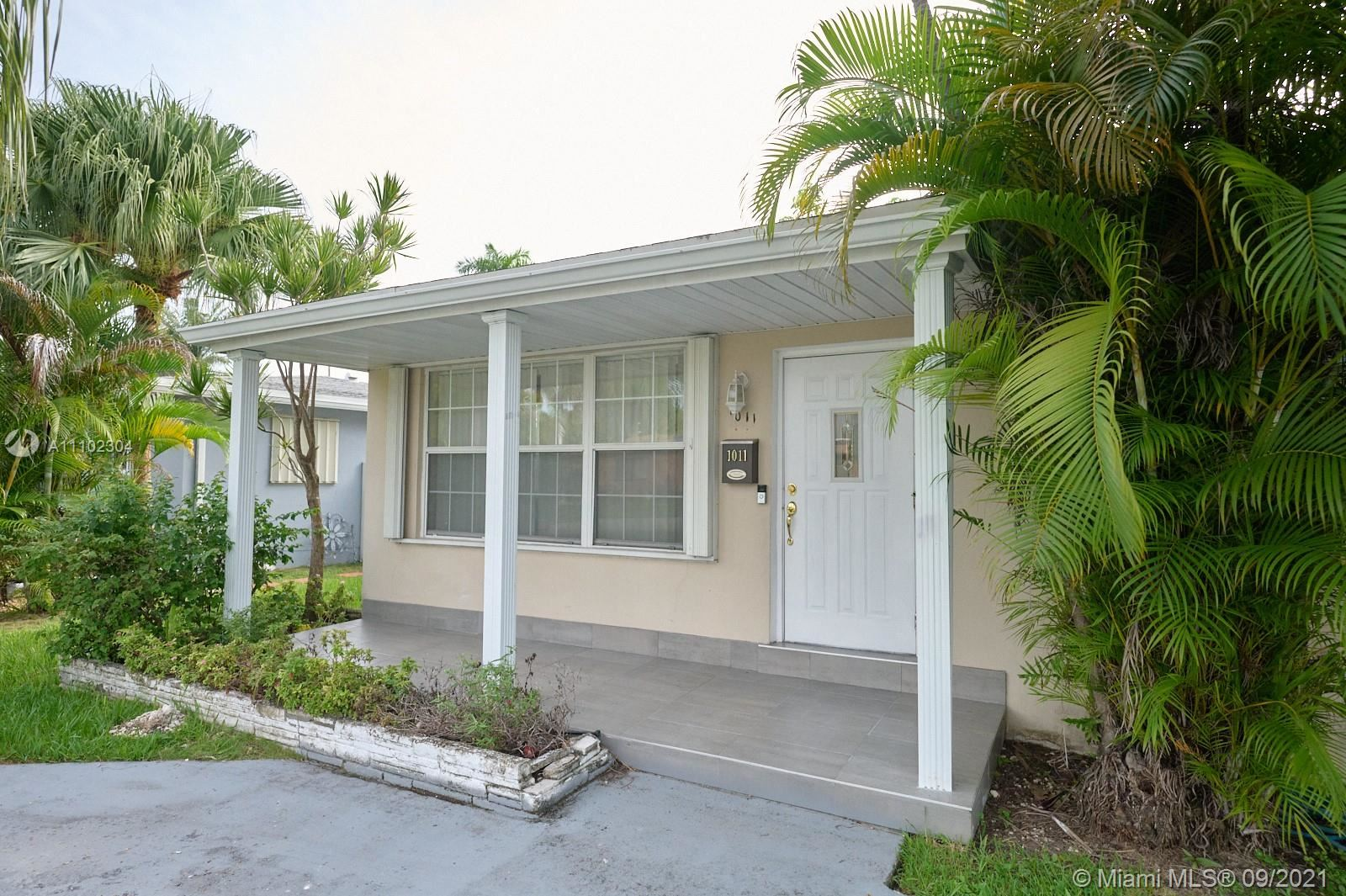 1011 N 14th Ave, Hollywood, FL 33020 - #: A11102304