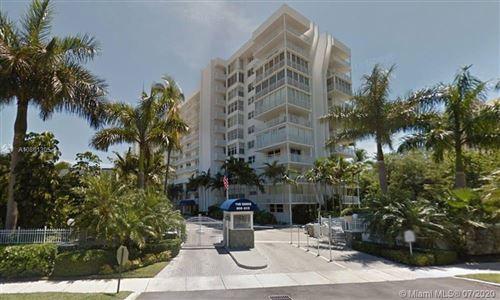 Photo of Listing MLS a10861305 in 605 Ocean Dr #8M Key Biscayne FL 33149