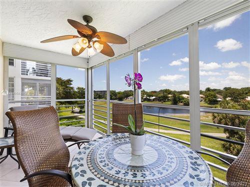 Photo of 821 Cypress Blvd #410, Pompano Beach, FL 33069 (MLS # A11058305)