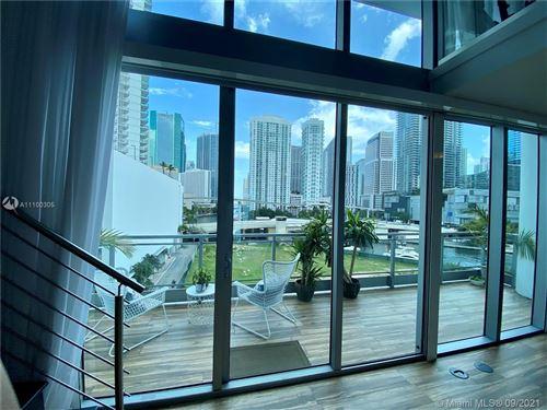 Photo of 90 SW 3rd St #TH702, Miami, FL 33130 (MLS # A11100305)