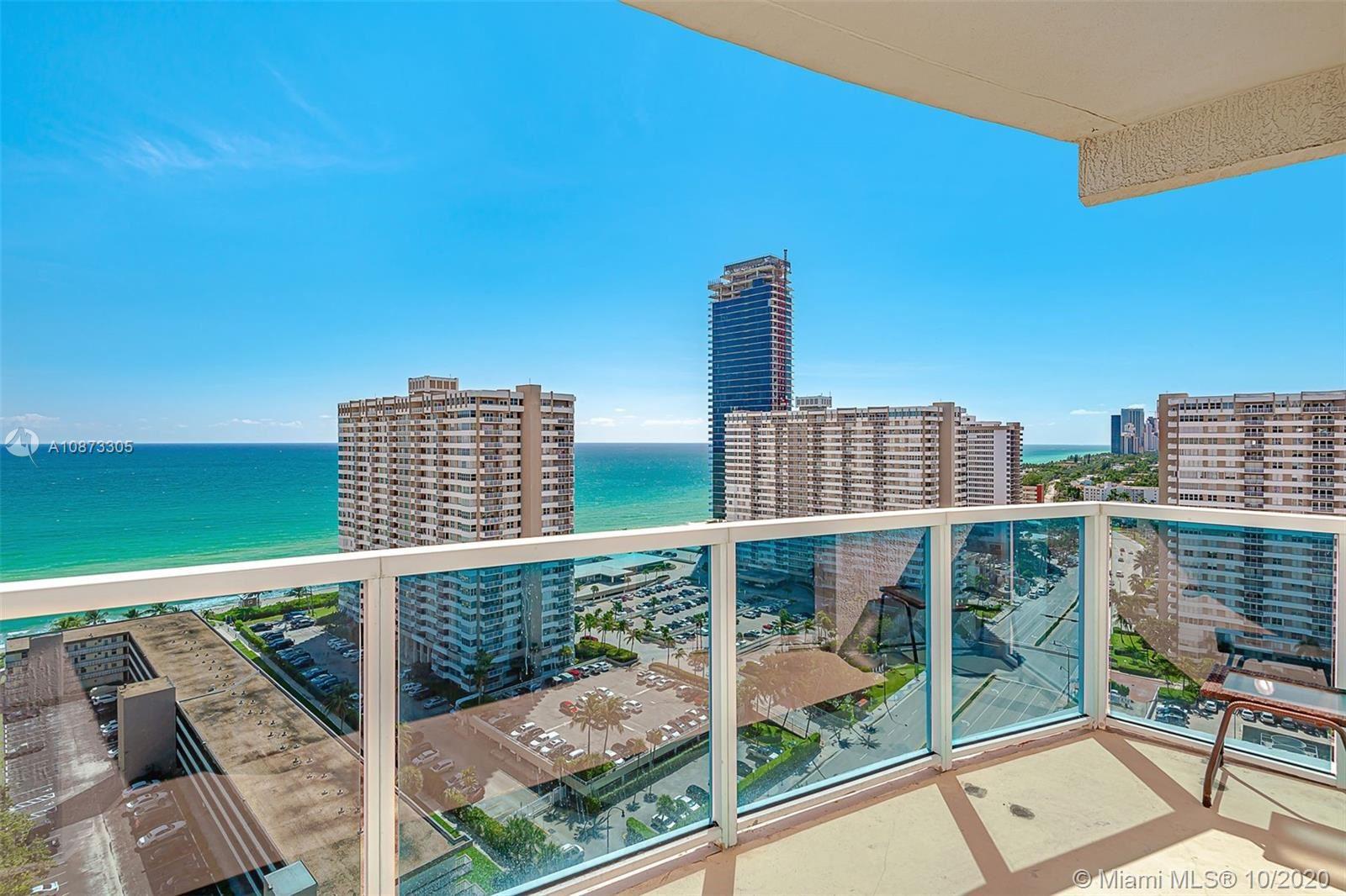 1945 S Ocean Dr (Best Views) #1901, Hallandale Beach, FL 33009 - #: A10873305