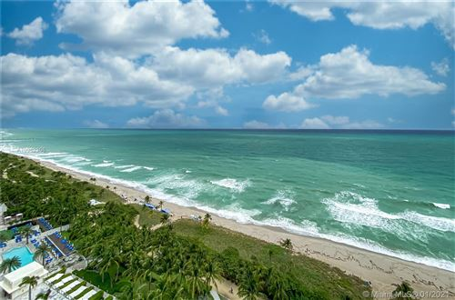 Photo of 9601 Collins Ave #PH202, Bal Harbour, FL 33154 (MLS # A10962306)