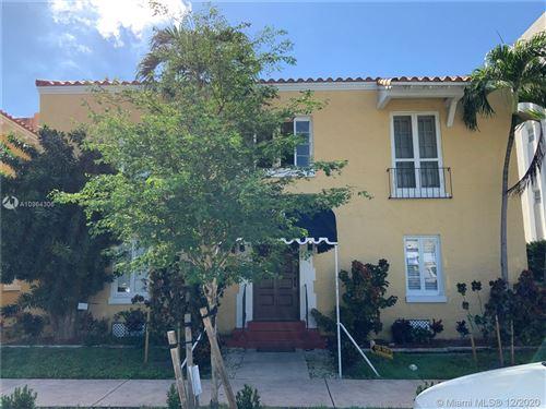 Photo of 126 Mendoza Ave #1, Coral Gables, FL 33134 (MLS # A10964306)