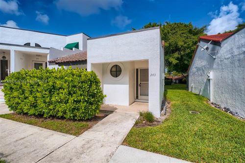 Photo of 243 NW 36th Avenue #243, Deerfield Beach, FL 33442 (MLS # A11109306)