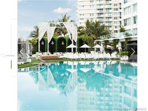 Foto de inmueble con direccion 1100 West Ave #1015 Miami Beach FL 33139 con MLS A10246307