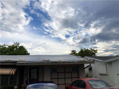 Photo of 4710 NW 49th Pl, Tamarac, FL 33319 (MLS # A10883307)