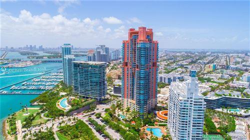Photo of 300 S Pointe Dr #1005, Miami Beach, FL 33139 (MLS # A11057307)
