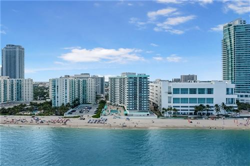 Photo of 3725 S Ocean Dr #1010, Hollywood, FL 33019 (MLS # A11112307)