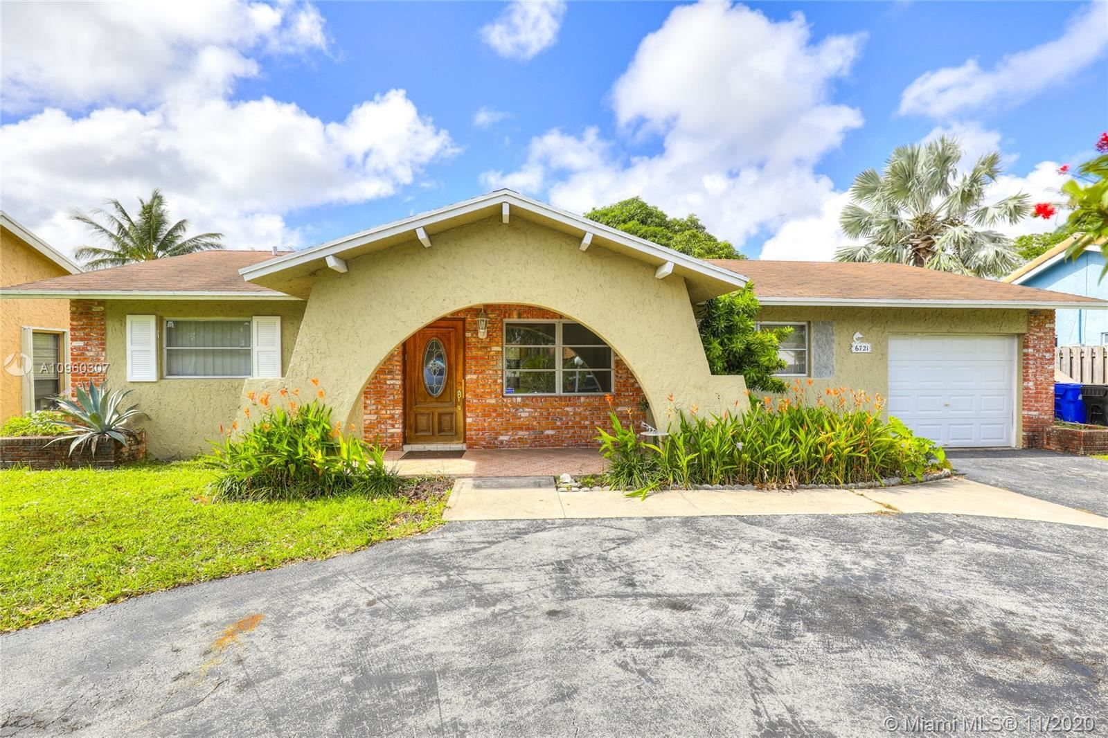 6721 NW 25th Ter, Fort Lauderdale, FL 33309 - #: A10960307