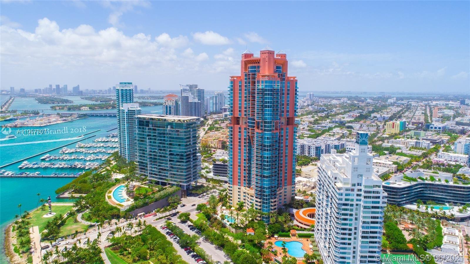 300 S Pointe Dr #1005, Miami Beach, FL 33139 - #: A11057307