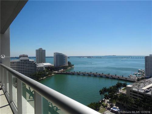 Photo of 495 Brickell Ave #1907, Miami, FL 33131 (MLS # A10762308)