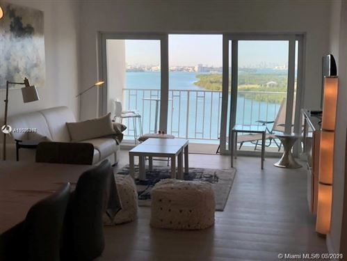 Photo of 300 Bayview Dr #1402, Sunny Isles Beach, FL 33160 (MLS # A11039308)