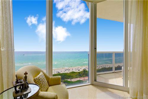 Photo of 4779 Collins Ave #1002, Miami Beach, FL 33140 (MLS # A11056308)