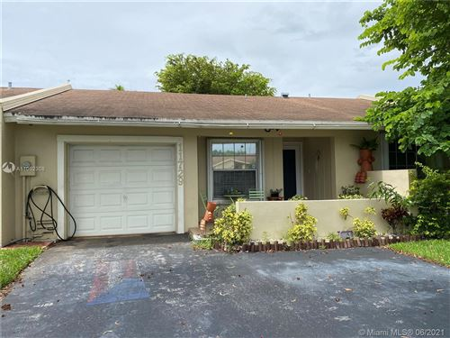 Photo of 11729 SW 110th Ter #11729, Miami, FL 33186 (MLS # A11062308)
